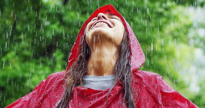 Yağmur suyunun inanılmaz faydaları