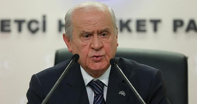 Devlet Bahçeli'den CHP'ye ve Kılıçdaroğlu'na çok sert sözler