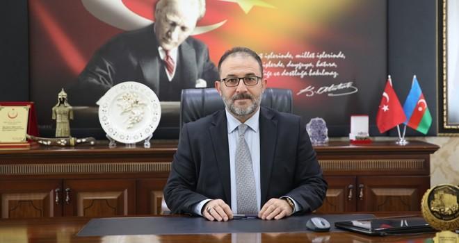 Başkan Güven, 'Gazeteciler Günü'nü kutladı