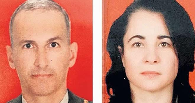 Darbeci general Semih Terzi'nin eşine 18 yıl hapis cezası verildi!