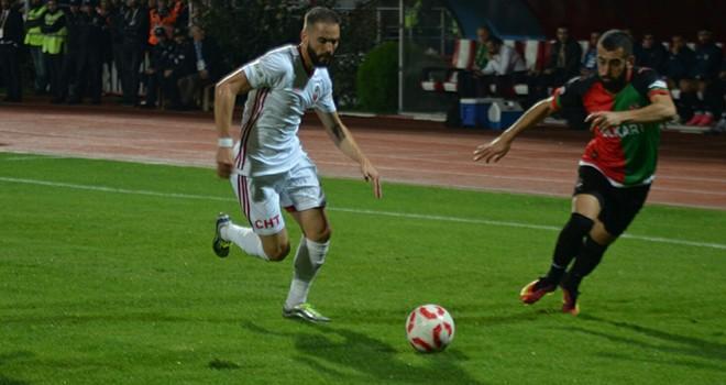 Kahramanmaraşspor: 3 - Karşıyaka: 3 | Maç sonucu