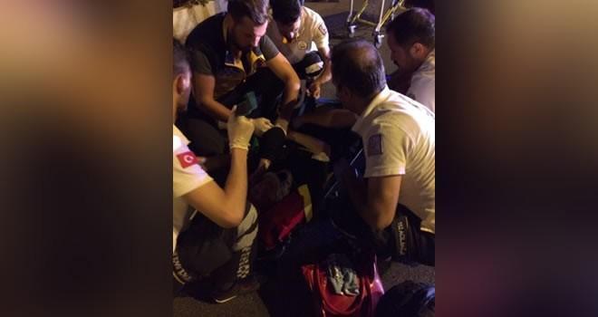 Kahramanmaraş'ta sürücü fren yerine gaza bastı: 3 yaralı