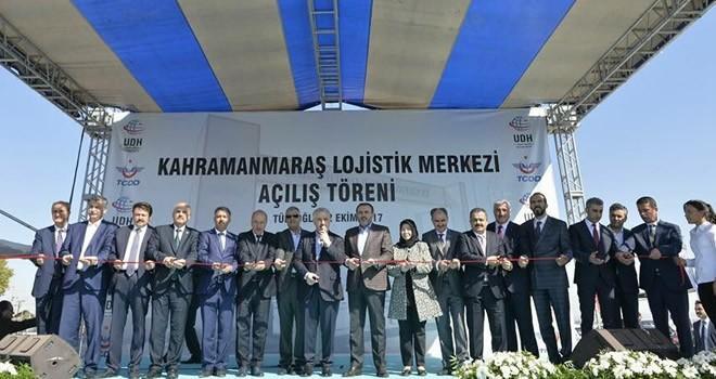 Bakan Arslan Kahramanmaraş'a müjdeli haberleri peş peşe verdi!