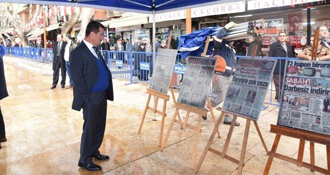 Başkan Okumuş'tan '28 Şubat' açıklaması