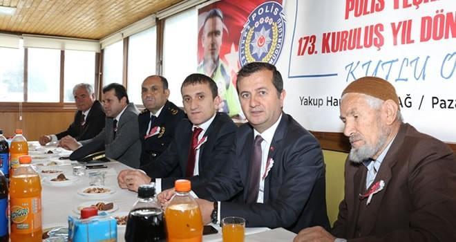 Başkan Bozdağ, polislerle bir araya geldi