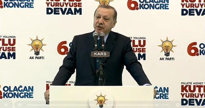 Cumhurbaşkanı Erdoğan: Eğilirseniz hakkım size helal olmasın