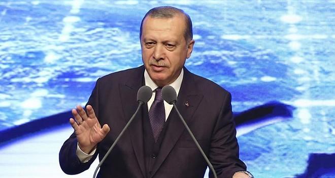 Cumhurbaşkanı Erdoğan: ''Rahatsız olsanız da olmasanız da biz yapacağız''