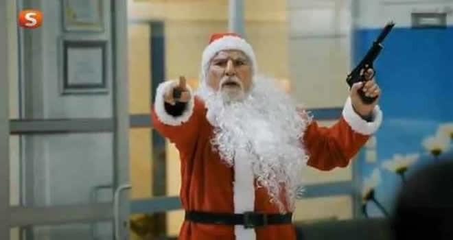 Noel Baba kılıklı saldırı Samanyolu TV'de işlenmiş