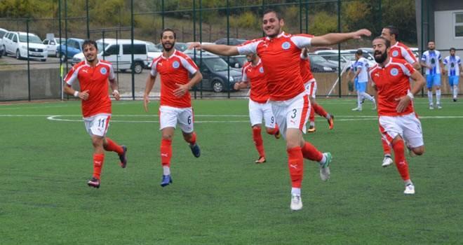 Türkoğlu Belediyespor'dan ilk maçında farklı galibeyet