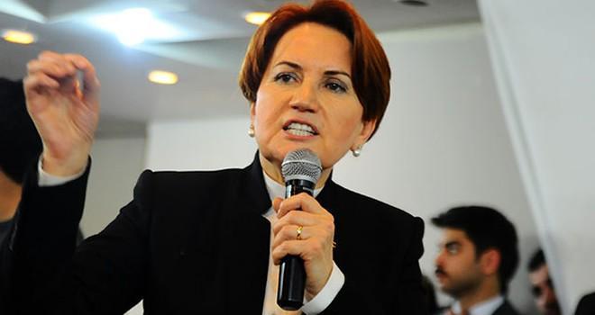 Meral Akşener'in kuracağı partinin adı belli oldu iddiası
