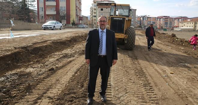 Afşin Belediyesi yeni sezona hızlı başladı !