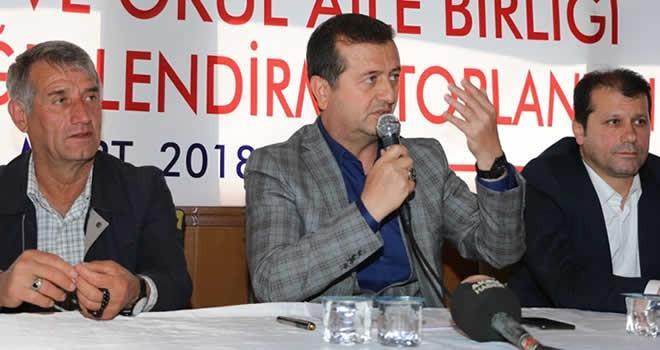 Pazarcık'ta yerel buluşmalar istişare toplantısı