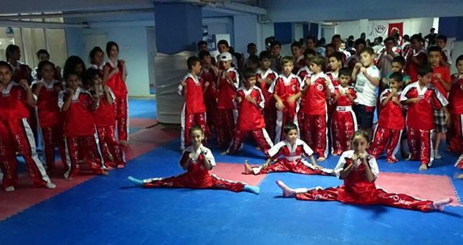 Büyükşehir'den spor kursları...