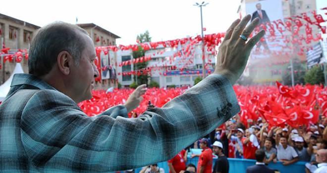 Cumhurbaşkanı Erdoğan açıkladı: AK Parti'de köklü değişim!