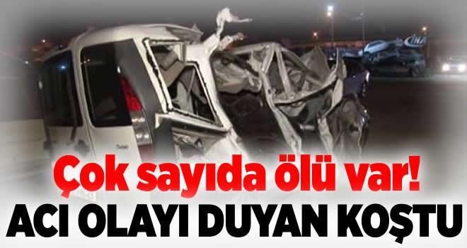 Ankara'da bir aile yok oldu!