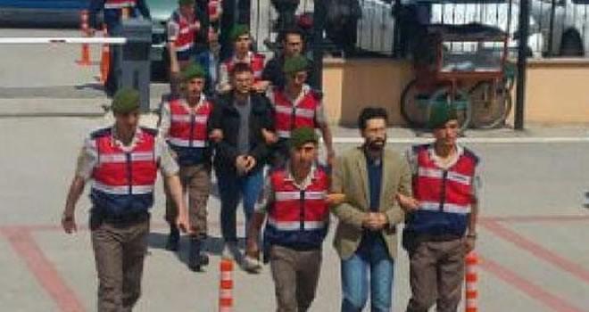 PKK şüphelisi FETÖ'cü komiserleri kaçırırken yakalandı!