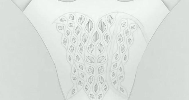 3D baskılar artık canlı kıyafet üretiyor
