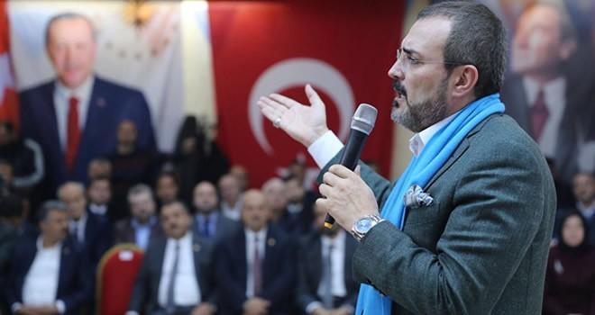 AK Parti Sözcüsü Ünal: İnsafsızlar!