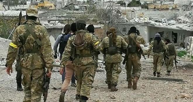 TSK Afrin'de destan yazıyor! 4 köy daha temizlendi