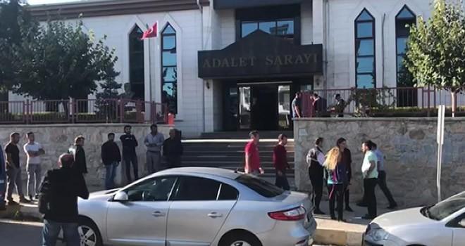 Antalya'da savcıya makamında silahlı saldırı!