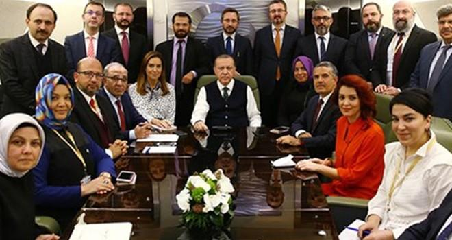 Cumhurbaşkanı Erdoğan'dan 3 belediye başkanına: Topbaş gibi yapın...