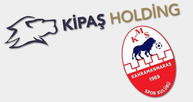 Kipaş Holding'ten flaş Kahramanmaraşspor açıklaması !