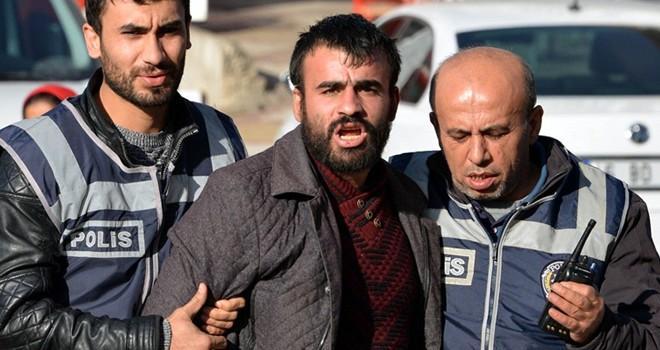 Kahramanmaraş'ta aranan suç makinesi yakalandı