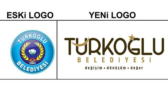 Türkoğlu Belediyesi logosunu değiştirdi