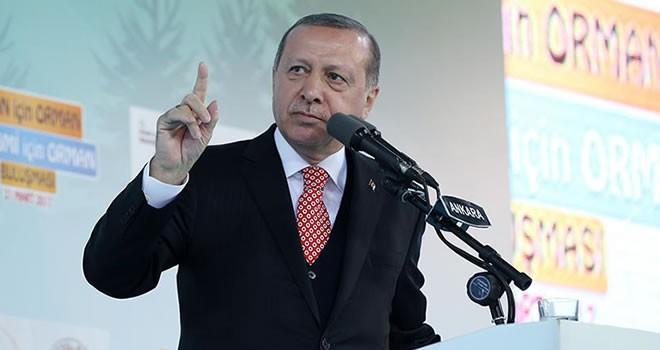 Cumhurbaşkanı Erdoğan: 16 Nisan'dan sonra...