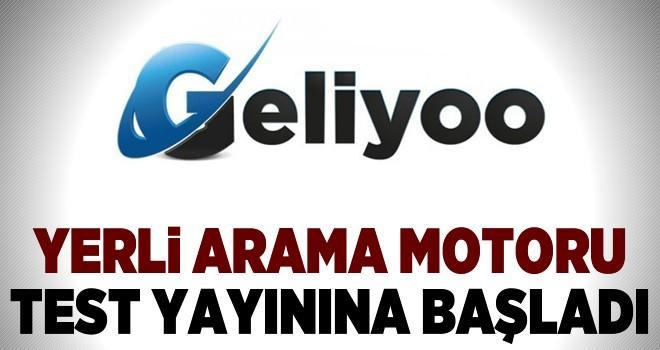Türk yapımı arama motoru 'Geliyoo' test yayınına başladı
