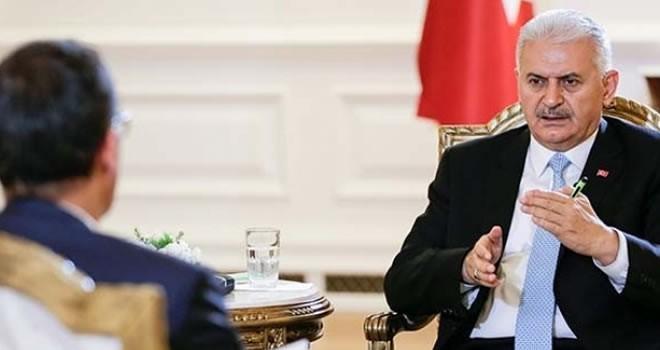 Başbakan Yıldırım'dan flaş kabine değişikliği açıklaması
