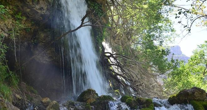 Kahramanmaraş'ın saklı cenneti yaza hazır