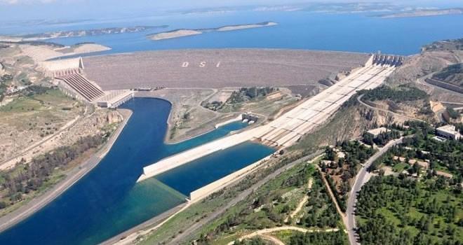 Kahramanmaraş'ta GAP'la birlikte binlerce hektar suya kavuşacak