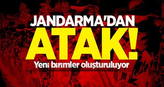 Jandarma'dan sosyal medya atağı!
