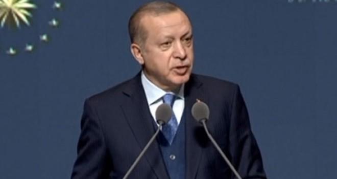 Cumhurbaşkanı Recep Tayyip Erdoğan: Tüm dünyaya ilan ediyorum...