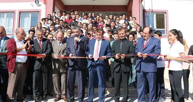 Pazarcık'ta toplu açılış töreni