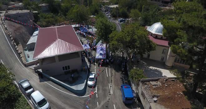 Dulkadiroğlu'ndan Yusufhacılı'ya modern sosyal tesis