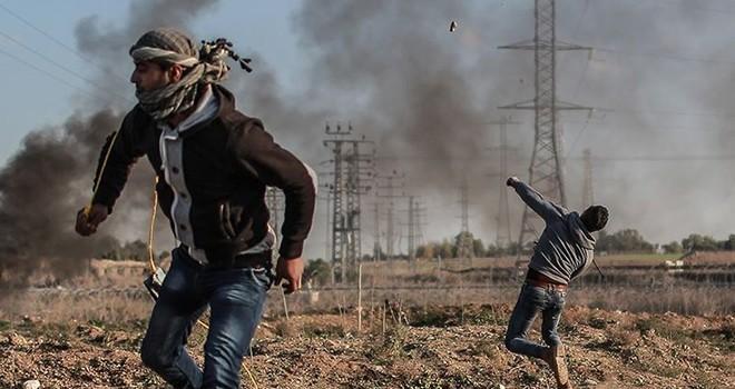 İsrail bu sabah Gazze'yi vurdu