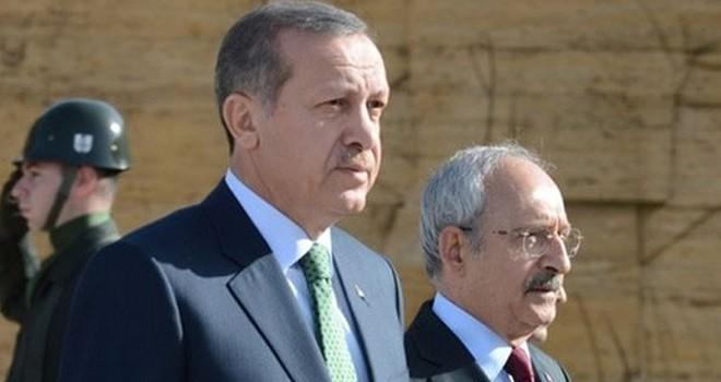 Erdoğan'dan Kılıçdaroğlu hakkında suç duyurusu