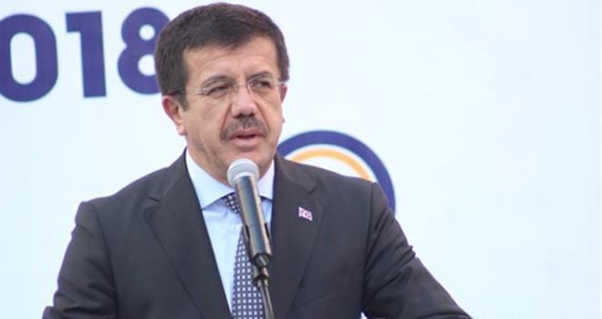Bakan Zeybekçi: ''Silahım ve 3 şarjör ile kapıda bekledim''