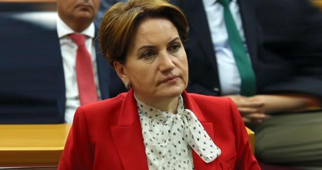 CHP Dulkadiroğlu'ndan Meral Akşener'e destek!