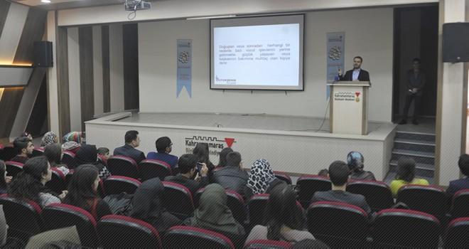 Büyükşehir Belediyesi'nden 'engelli farkındalığı' konferansı