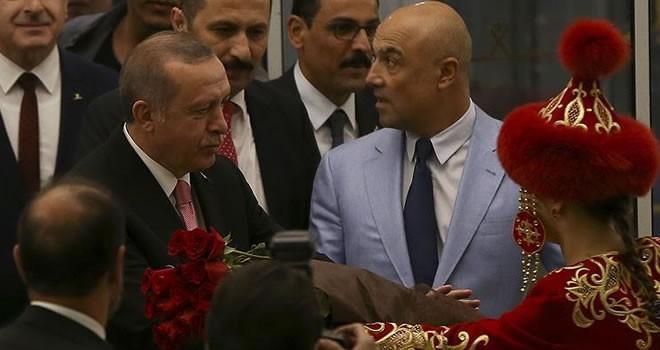 Cumhurbaşkanı Erdoğan Kazakistan'da!
