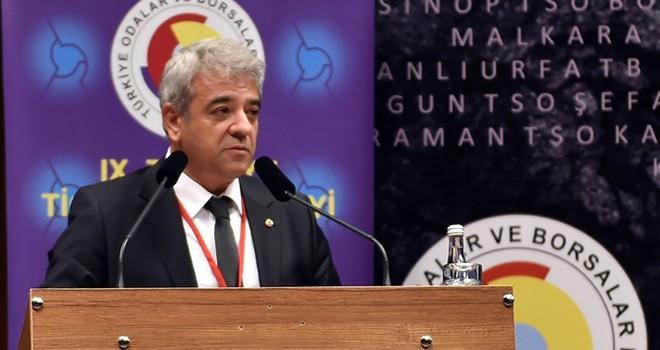 KMTSO Başkanı Serdar Zabun, Başbakan'a 17 Maddelik Rapor Sundu