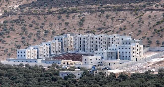 Suriye sınırında gizemli bina !