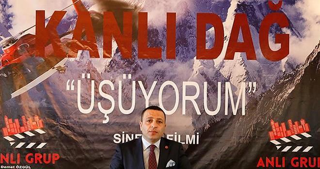 Muhsin Yazıcıoğlu'nun hayatından film yapılacak