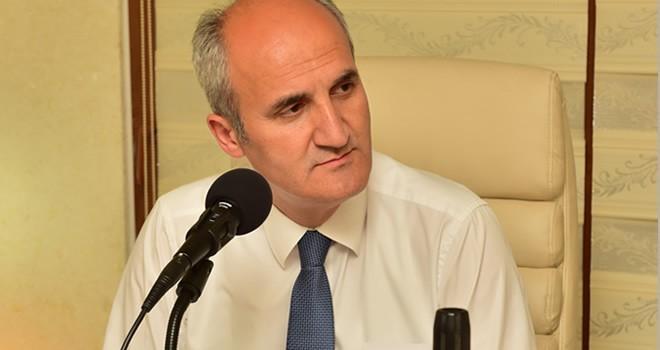 Başkan Okay TRT FM konuştu...