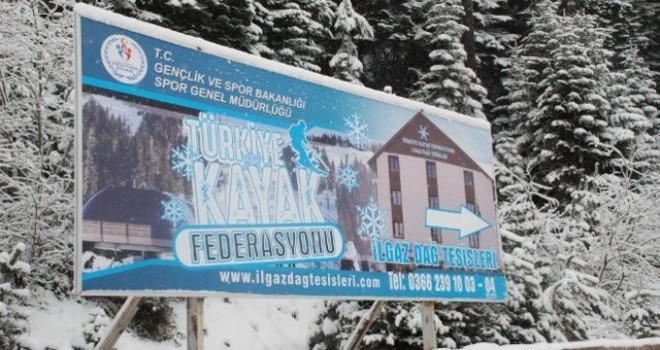 Ilgaz Dağı'nda ''tesisleri acilen boşaltın'' uyarısı