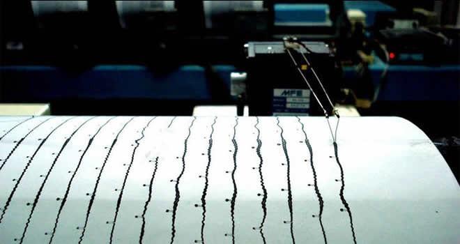 Elbistan'da 2.9 şiddetinde deprem