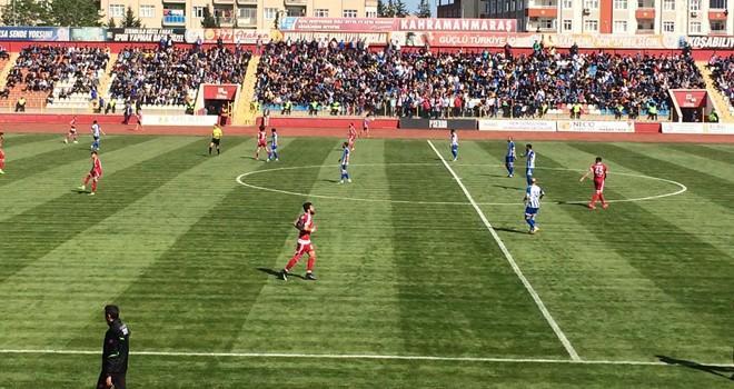 Kahramanmaraşspor - BB Erzurumspor maç sonucu: 0-2